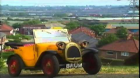 Brum and the Little Drummer Boy (1994)