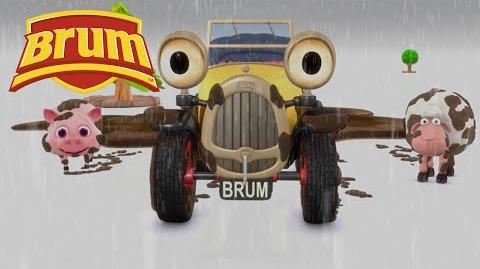 ★ Brum ★ Brum and the Rainy Day - - KIDS SHOW FULL EPISODE