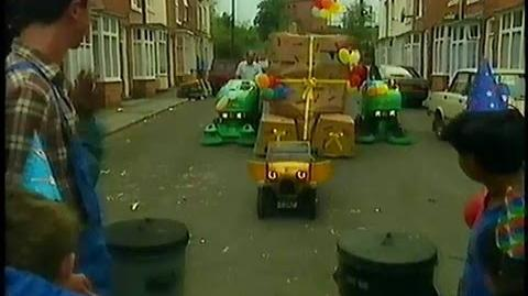 Brum and the Surprise Party (1994)
