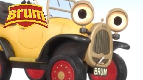 ★ Brum ★ Brum Gets Hiccups - - KIDS SHOW FULL EPISODE