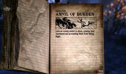 Anvil of Burden