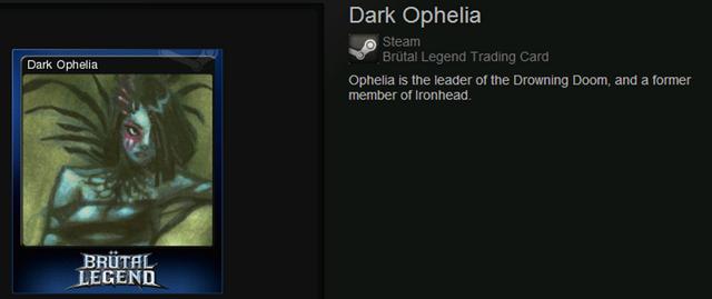 Dark Ophelia normal