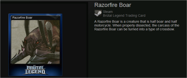 Razorfire Boar normal