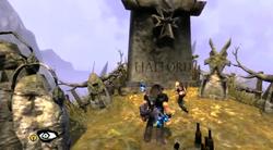 Halford Grave