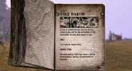 Fire Baron Tour Book