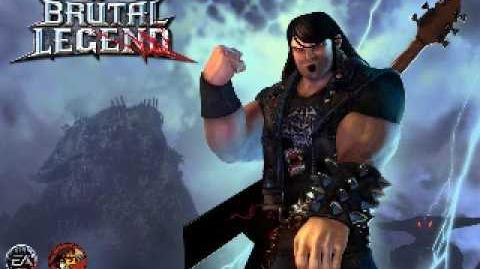Brutal Legend Soundtrack - Bishop of Hexen - A Serpentine Crave