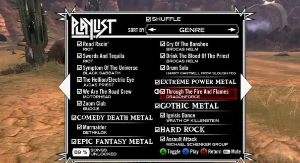 Soundtrack | Brutal Legend Wiki | FANDOM powered by Wikia