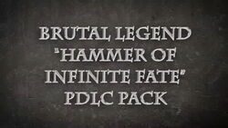 Hammer of Infinite Fate Pack