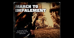 March to Impalement