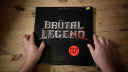 Brutal Legend Press Start