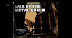 Lair of the Metal Queen