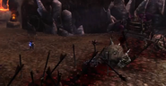 Tollusk Impalement
