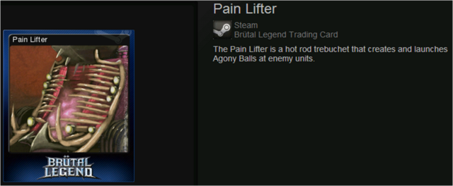 Pain Lifter normal