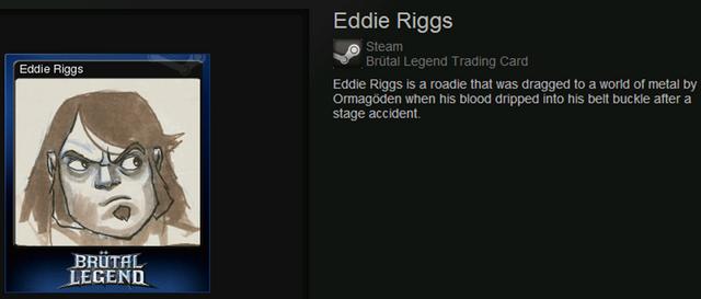 Eddie Riggs normal