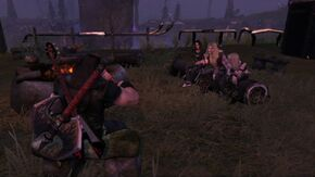 Bladehenge Camp