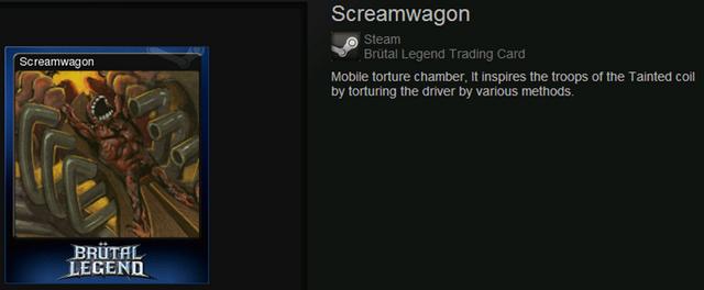 Screamwagon normal