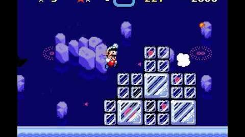 Super Kitiku Mario - What Matches a Key? - Secret Exit