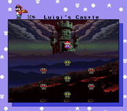 World 9 - Luigi's World