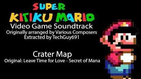 Brutal Mario OST - Crater Map