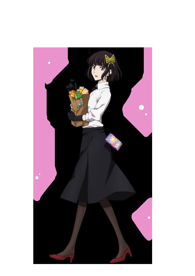 Akiko Yosano weapon