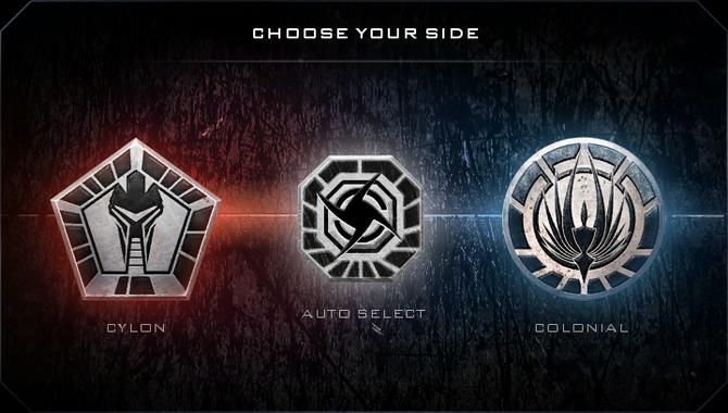 Choose side 3