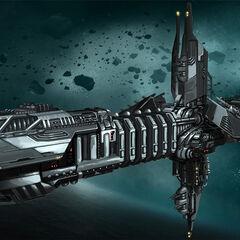 Hephaestus Concept Ship
