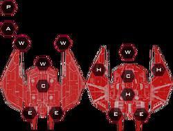 War Raider Mark II Adv Slots