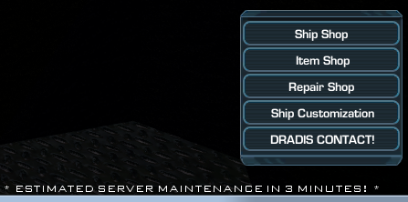 Maintenance - Message