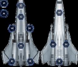 Viper Mark III Slots