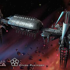 Cylon Weapon Platform