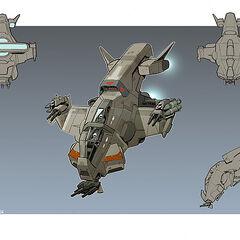 Rhino Concept Drawing