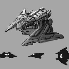 Stalker Concept Drawing