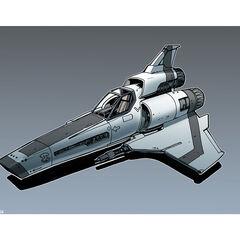 Viper Mark II Concept Drawing