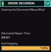 Drone Incursion Active