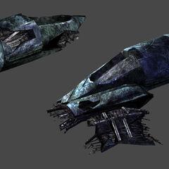 Hel Engine Debris