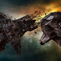 Ship Debris