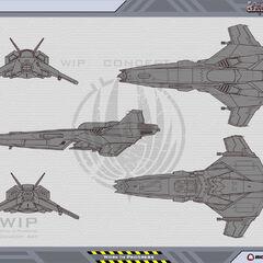 Stealthstar Concept