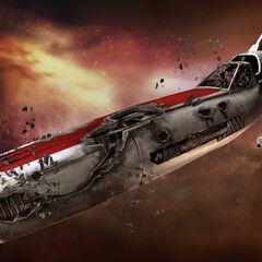 Wrecked Viper