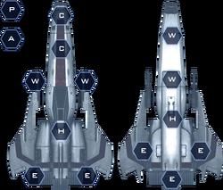 Viper Mark II Adv Slots