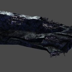 Jormung Ship Debris