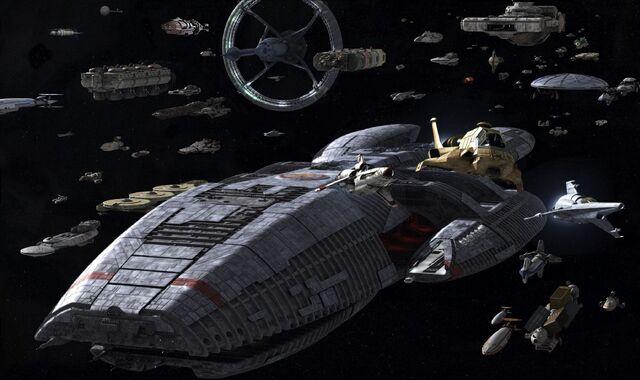 File:Battlestar-galactica-fleet.jpeg
