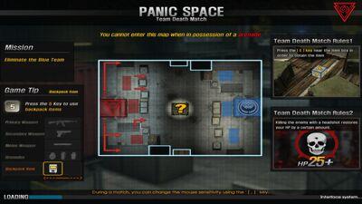 Panic space 3