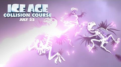 """Ice Age Collision Course """"Kiss Your Ice Goodbye"""" TV Commercial HD FOX Family"""