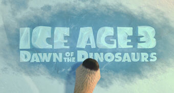 Ice Age Dawn Of The Dinosaurs Blue Sky Studios Wiki Fandom