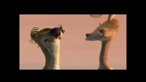 Ice Age Deleted Scene Sid and The Ladies