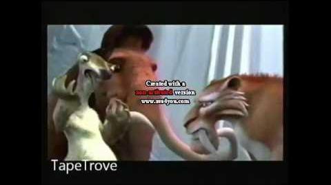 Ice age tv spot 2002