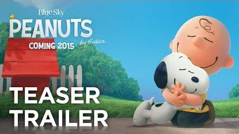 Peanuts Teaser Trailer HD FOX Family-0