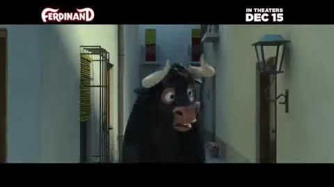 Ferdinand Tv Spot 10 - Adventure