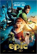 Epic (2013 film) international poster