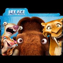 Folder Icon Ice Age Collision Course W1